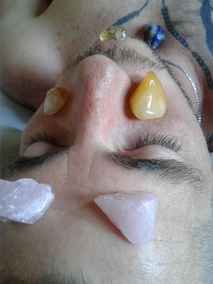 Crystal Facial in Session