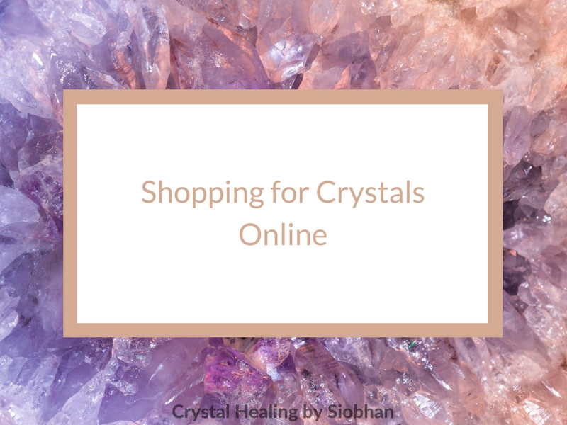 Online Crystal Stores