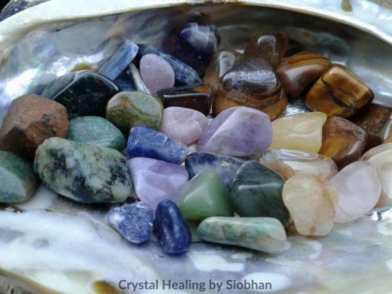 Scratch Patch Gaia Crystals finds