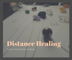 Distance Healing by Crystal Healing by Siobhan