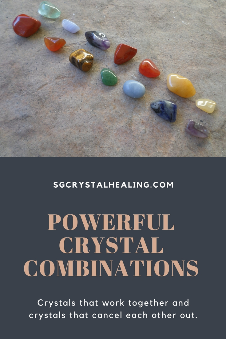 Powerful Crystal Combinations