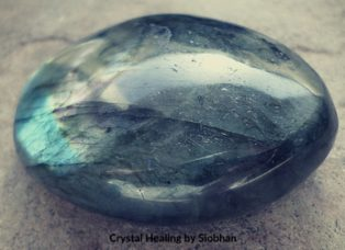 About Crystal Healing by Siobhan