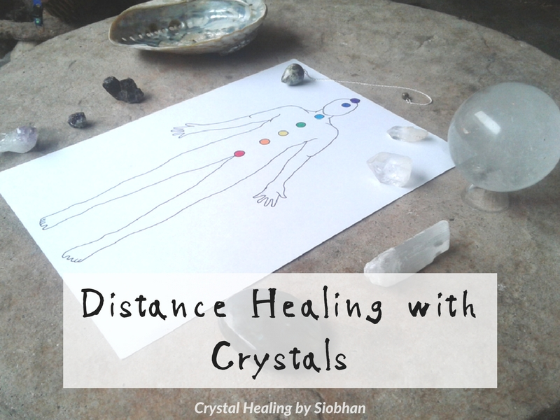 Distance Healing with Crystals