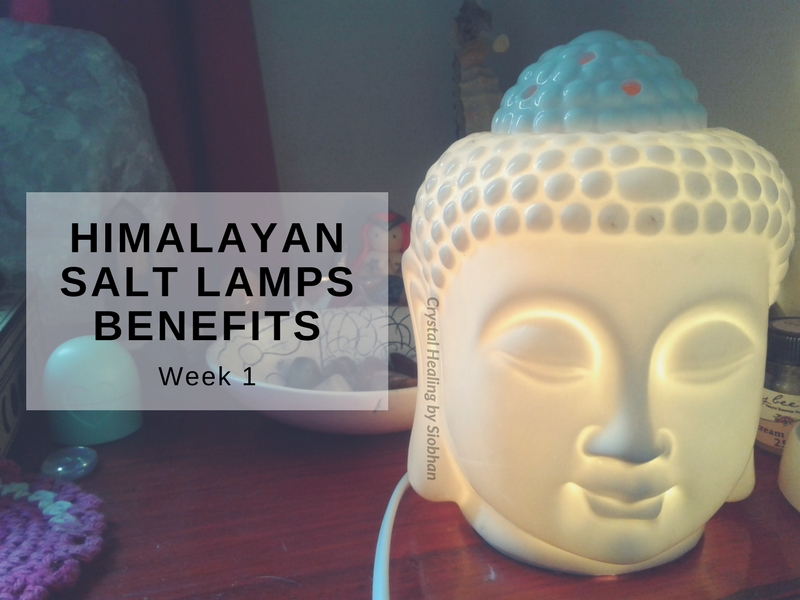 Himalayan Salt Lamps Benefits Week 1