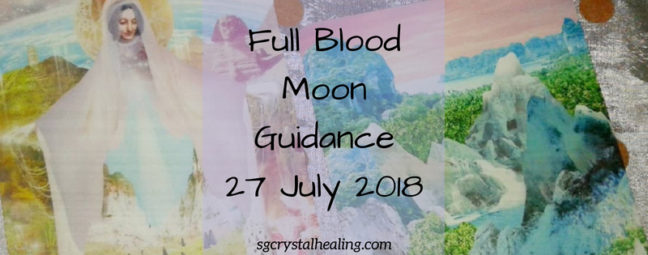 Full Blood Moon Guidance July 2018