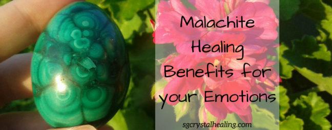 Malachite Healing Benefits