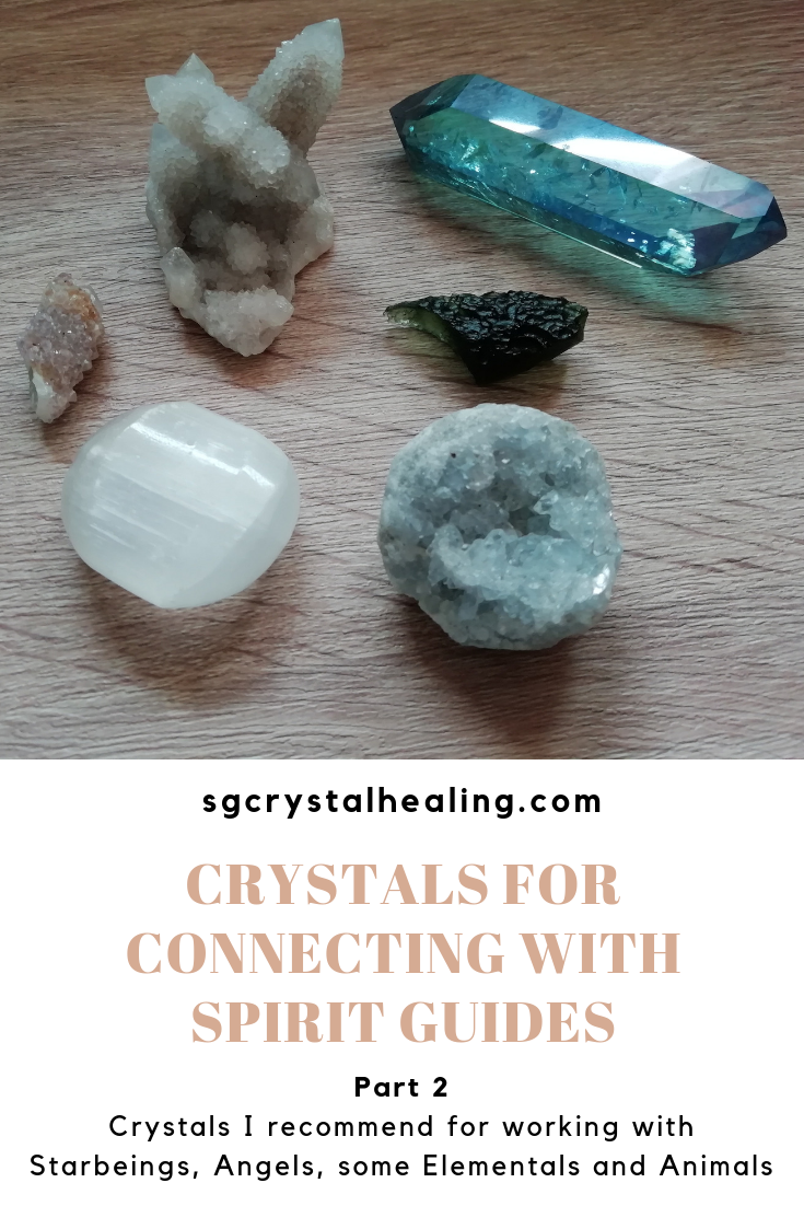Crystals for Connecting with Spirit Guides