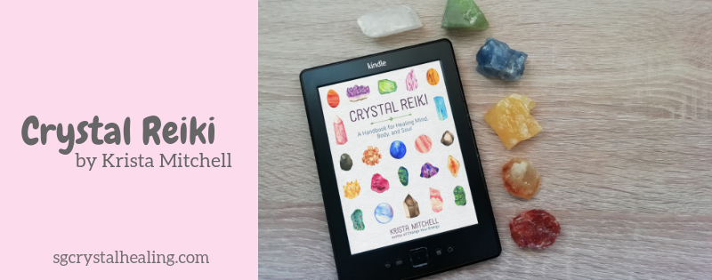 Crystal Reiki by Krista Mitchell review