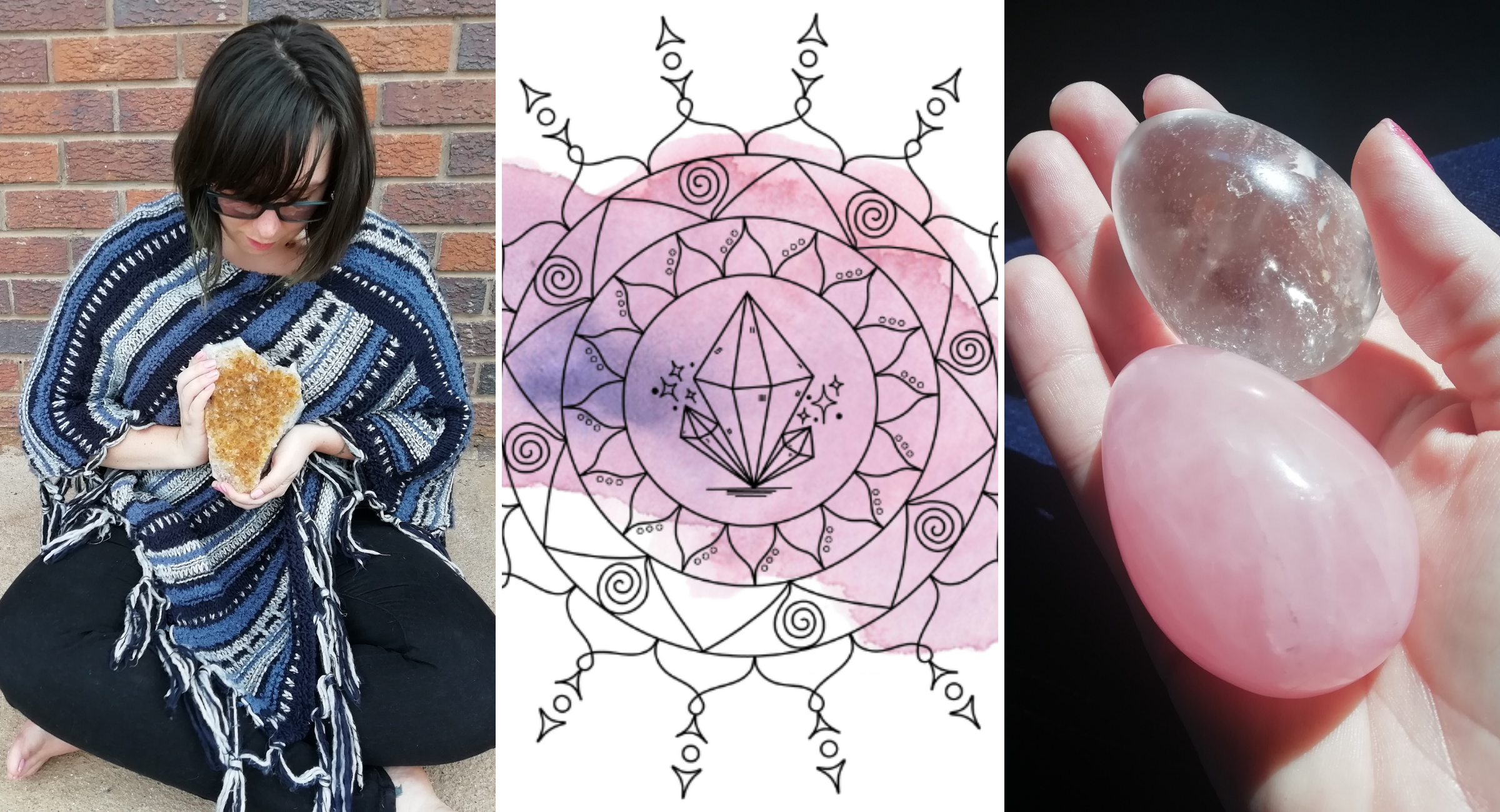 SGCrystalHealing - Certified Crystal Healer and Oracle Mandala Creator