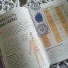 Chakra Mandala Bookmark in a Book